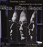 Directions in Music: Live at Massey Hall by Hancock, Herbie (2014-04-01)