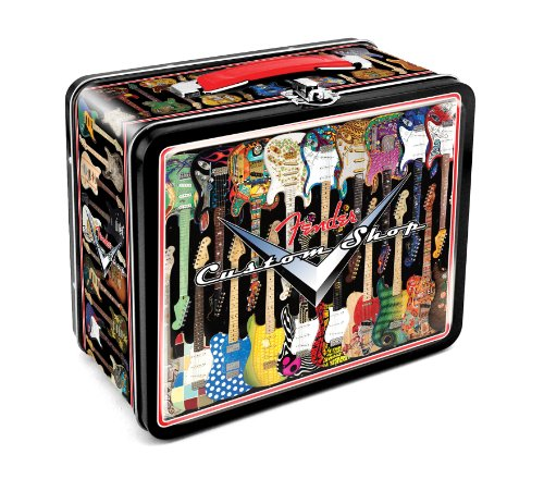 Fender Custom Shop Lunch Box (Tin) - Other