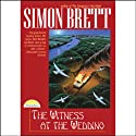 Witness at the Wedding Audiobook by Simon Brett Narrated by Geoffrey Howard