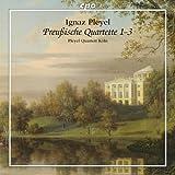 Pleyel: Prussian Quartets 1-3