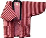 干せば膨らむ 中わた綿入り【久留米手作り婦人半纏】【女性用】 (フリーサイズ(M-L), 83)