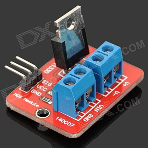 Next Keyes Mos Driving Module For Arduino - Red + Blue + Black Ard0538