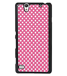 PRINTSWAG PATTERN Designer Back Cover Case for SONY XPERIA C4