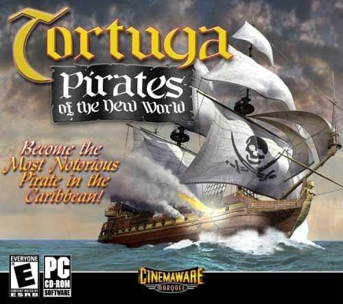 Strategy First TORTUGAPIRATES Tortuga - Pirates of The New World