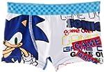 Sega Boys Sonic EN3005 Boxer Shorts