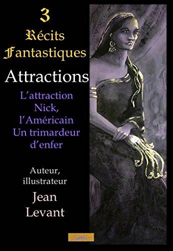 Couverture du livre Attractions
