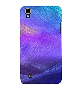 PrintVisa Modern Art Wave pattern 3D Hard Polycarbonate Designer Back Case Cover for LG X Power
