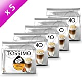 TASSIMO CARTE NOIRE Latte Macchiato Caramel x5