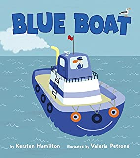 Book Cover: Blue Boat