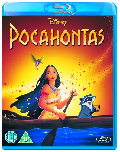 Покахонтас / Pocahontas (1995) BDRip от HQ-ViDEO | Theatrical Cut