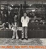 Ian Dury New Boots And Panties - Original 1977 UK vinyl LP SEEZ4