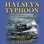 Halsey's Typhoon | [Bob Drury, Tom Clavin]