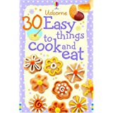 30 Easy Things to Make and Cook (Usborne Cookery Cards)by Rebecca Gilpin