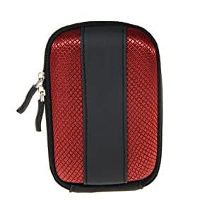 Red and Black EVA camera case for Canon Powershot S120 SX280HS SX270HS N A1400