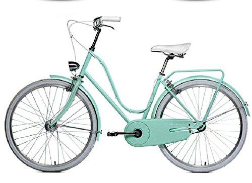 Coromose Retro Bicycle Bike Accessory Front Light Bracket Vintage 3LED Headlight 3