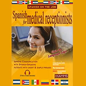 Spanish for Medical Receptionists | [Stacey Kammerman]