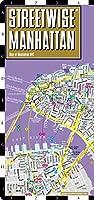 Streetwise Manhattan: City Center Street Map of Manhattan, New York