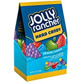 Jolly Rancher Hard Candy, Original Flavors, Halloween Value Pack Three 5 Pound Bags 15-Pounds Total
