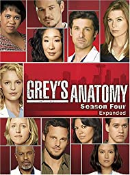 Grey\'s Anatomy: The Complete Fourth Season