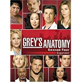 Grey's Anatomy: The Complete Fourth Seasonby Ellen Pompeo