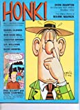 img - for Honk #1, Nov. 1986. Don Martin, Dan Clowes, Eddie Campbell, Chester Brown book / textbook / text book