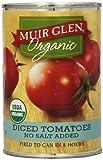 Muir Glen,  Organic Diced Tomatoes,  ...