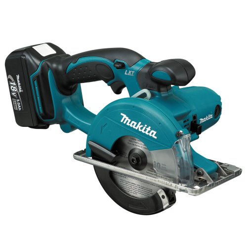 Makita BCS550 18-Volt LXT Lithium-Ion Cordless 5-3/8-Inch Metal Cutting Saw Kit