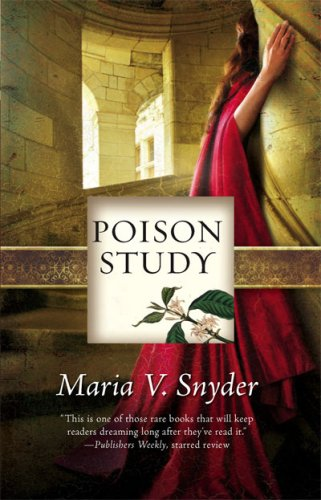 similar book to poison study and a matter of magic ...