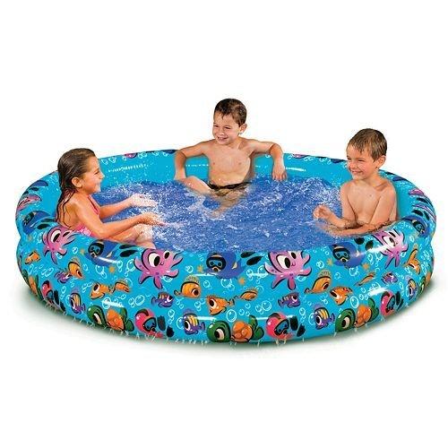 Banzai Ocean Friends Reef Pool With Beach Ball front-484274