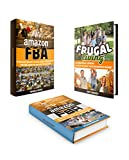 img - for Amazon FBA Box Set: Learn Which Products Can Bring you +$65,000 + 15 Lessons to Make Money with Amazon FBA. 22 Practical Lessons on How to Run Your Household ... fba, how to sell on amazon, frugal living) book / textbook / text book