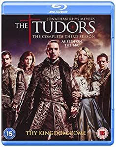The Tudors - Series 3 [Blu-ray] [2009] [Region Free]