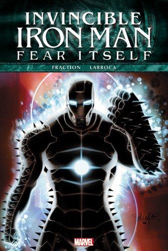 Fear Itself Invincible Iron Man Prem HC