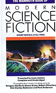 The Mammoth Book of New World Science Fiction: Short Novels of the 1960's (The Mammoth Book Series) by Isaac Asimov, Charles G. Waugh and Martin Harry Greenberg