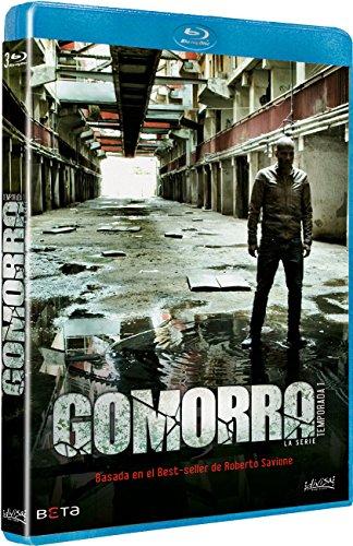 Gomorra. La serie (1ª temporada) [Blu-ray]