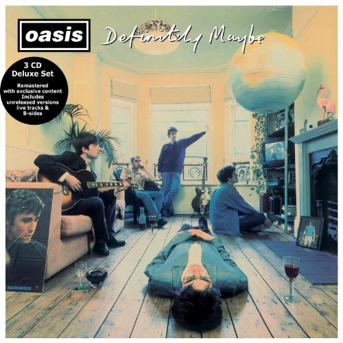 Definitely Maybe by Oasis
