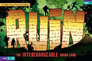Ruin: The Interchangeable Board Game