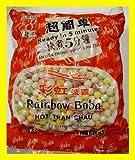 Rainbow Tapioca Pearls Boba Bubble Tea 2.2 lb