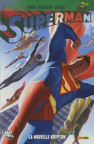 Superman, la nouvelle Krypton t.1