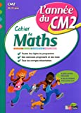 Cahier de Maths CM2...