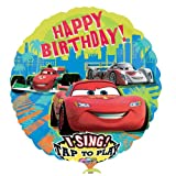 Disney Cars Birthday Singatune 28 Foil Balloon Party Supplies