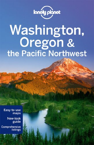 Lonely Planet Washington, Oregon & the Pacific Northwest (Travel Guide) PDF