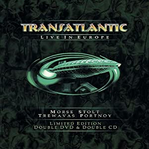 Transatlantic - Live in Europe (2 DVDs & 2 CDs) [Limited Edition]