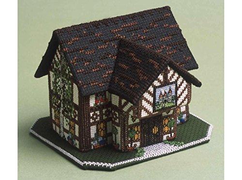 the-nutmeg-company-kit-da-punto-croce-3d-motivo-edificio-the-castle-inn