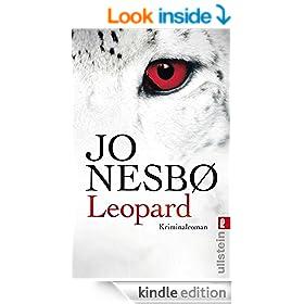 Leopard: Harry Holes achter Fall (Ein Harry-Hole-Krimi) (German Edition)
