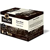 Peet's Coffee & Tea House Blend Coffee, 10 Count