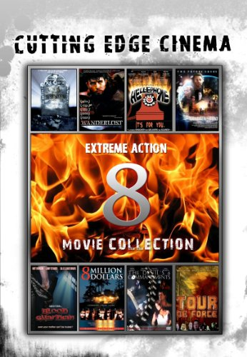 Cover art for  Extreme Action 8 Movie Collection