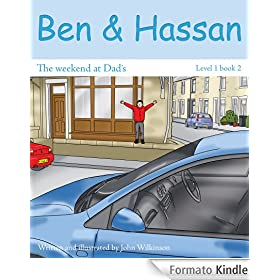 Ben and Hassan - The weekend at Dad's