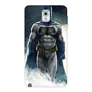Ajay Enterprises Elite Blue Knight Walker Back Case Cover for Galaxy Note 3