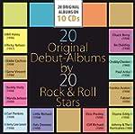 20 Original Albums Rock + Roll Stars