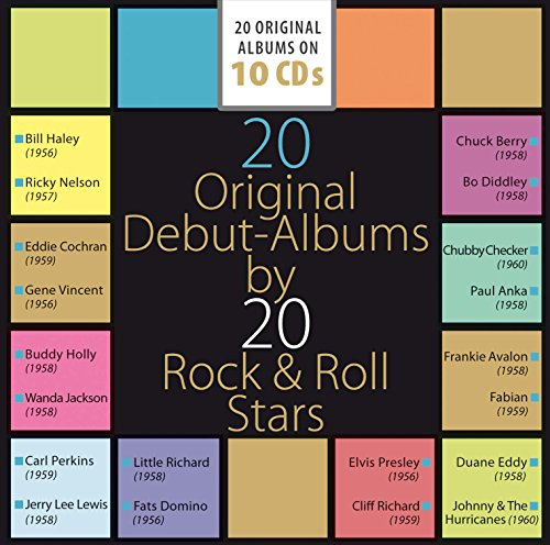 Duane Eddy - 20 Original Albums Rock + Roll - Zortam Music